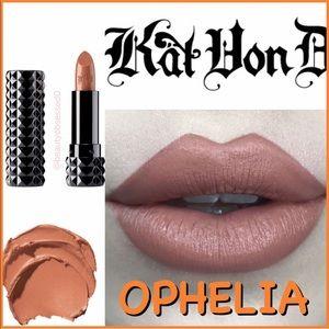 "🆕💄 Studded Kiss Creme Lipstick ""OPHELIA"""